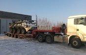 Перевозка грузов военного назначения1