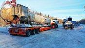 Перевозка нефтегазового оборудования37
