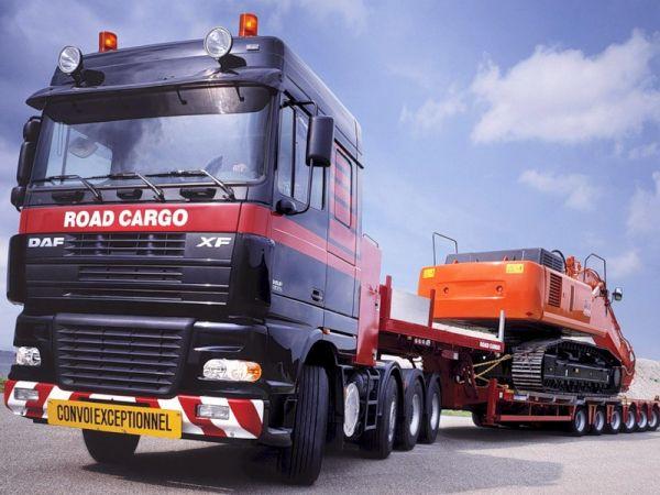 Перевозка негабаритных грузов в Вологду