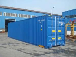 Продажа новых и б/у контейнеров