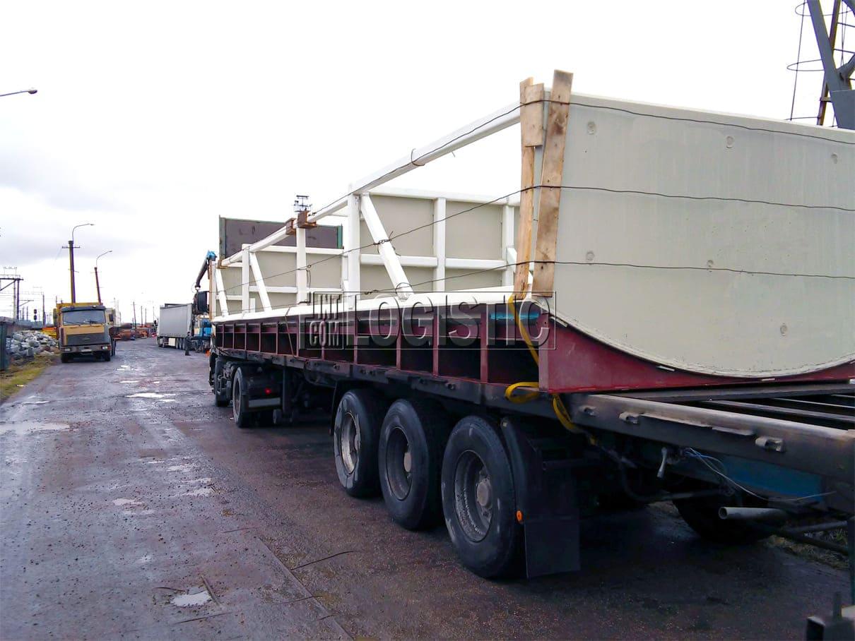 Управление грузовыми потоками