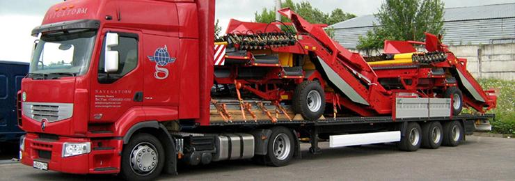 Перевозка негабаритных грузов в Белгород