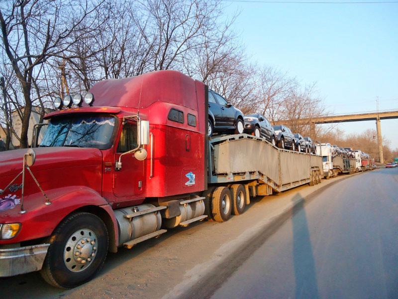 Перевозка негабаритных грузов в Пермь
