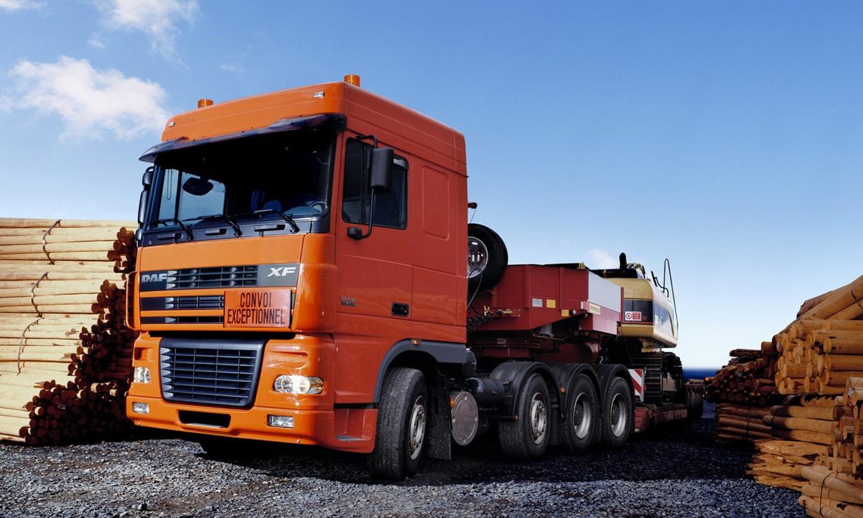 Перевозка негабаритных грузов в Ижевск