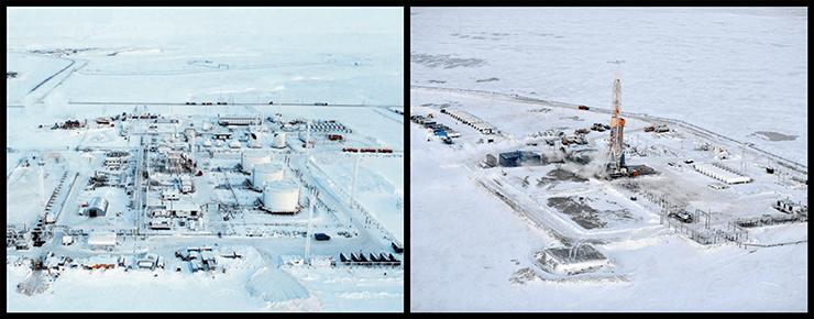 доставка грузов на арктическое месторождение