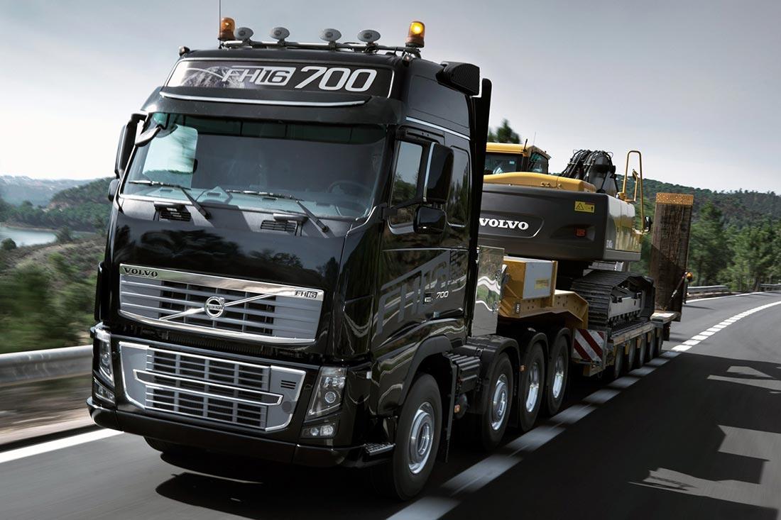 Перевозка негабаритных грузов в Барнаул