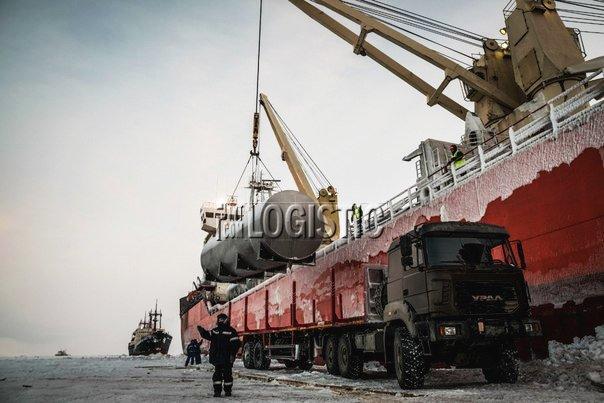 Перевозка грузов до месторождений