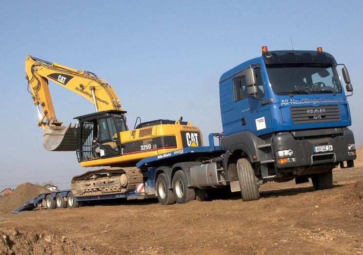 Перевозка негабаритного груза в Усть-Кут